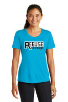 Women's Performance T w/ Printed Logo,  TALL_TRAINER