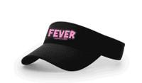 Mesh Visor w/ Embroidered Logo, FL FEVER