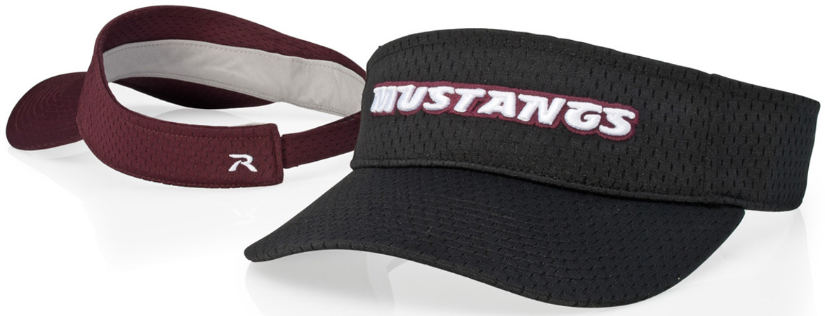 Richardson #740 Pro Mesh Adjustable Visor