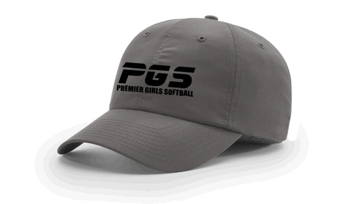 Lightweight hat w/ embroidered PGS Logo