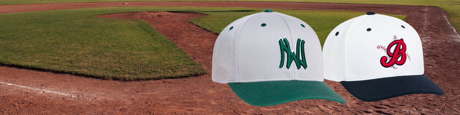 Custom Team Baseball Hats