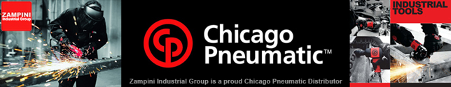 Zampini Industrial Group is a proud Chicago Pneumatic Distributor