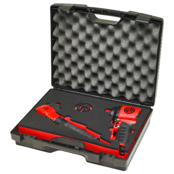 """CP7727 - CP7732C  3/8"""" Air Impact Wrench by Chicago Pneumatic available now at AirToolPro.com"""