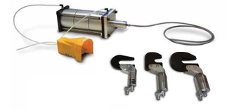 Numatx NXS-C9K2 C Hydropneumatic Rivet Squeezer System