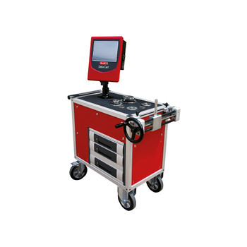 Desoutter DC23C250 DELTA CART 2 - Organize / Check / Report all assembly tools in the plant with their capability status.