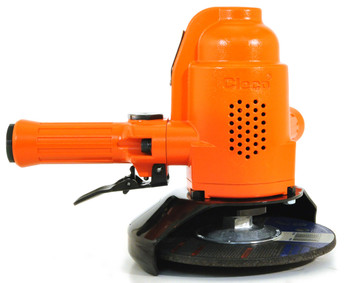 "Cleco 4060AVL-07 Vertical Grinder | 4.1 hp | 6000 rpm | 7"" Wheel"