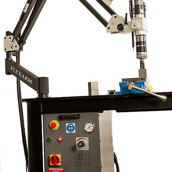 """GH-20 Hydraulic Tapping Machine Arm by FlexArm - Up to 3/4"""" Capacity"""