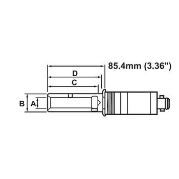 Desoutter B3 AFD Output Spindle