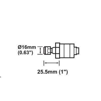 Desoutter K2 AFD Output Spindle