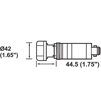 Desoutter R36 AFD Output Spindle