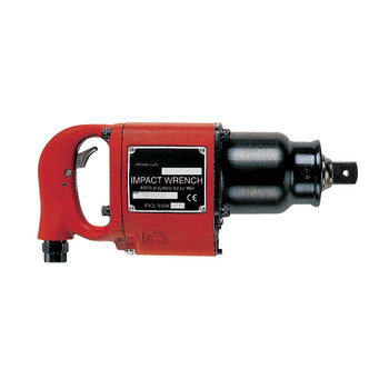 """CP0611 HAZED IMPACT WRENCH 1"""" ZINC T022582 - by CP Chicago Pneumatic available now at AirToolPro.com"""