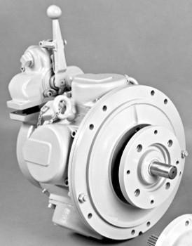 KK5B550 Radial Piston Air Motor by Ingersoll Rand image at AirToolPro.com