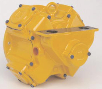 MMP 150 Radial Piston Air Motor by Ingersoll Rand image at AirToolPro.com