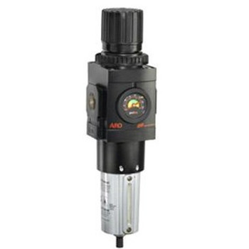 Ingersoll Rand ARO P393C4-614 Filter-Regulator (Piggyback)   3/8'' NPT   132 CFM   AirToolPro   Main Image