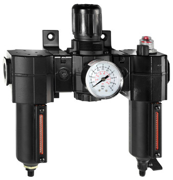 """1/2"""" Metallic FRL by CP Chicago Pneumatic - 8940168518 available now at AirToolPro.com"""