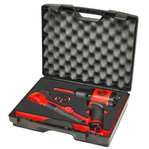 """CP7727 - CP7748  3/8"""" Air Impact Wrench by Chicago Pneumatic available now at AirToolPro.com"""