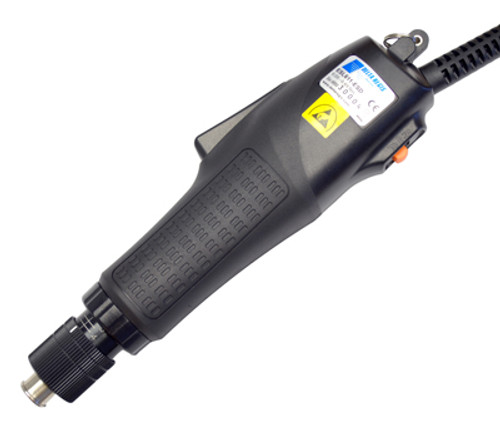 "Delta Regis CESL810S-ESD Brushless Electric Screwdriver | 0.2-3.1 in.lbs (0.02-0.35 Nm) | 500/350 rpm | 1/4"" Hex"
