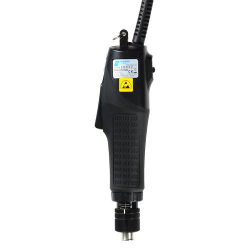 "Delta Regis CESL811 Brushless Electric Screwdriver | 0.4 - 6.2 in.lbs. (0.05 - 0.69 Nm) | 1000/700 rpm | 1/4"" Hex"