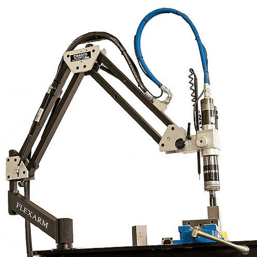 """GH-24 Hydraulic Tapping Machine Arm by FlexArm - Up to 7/8"""" Capacity"""