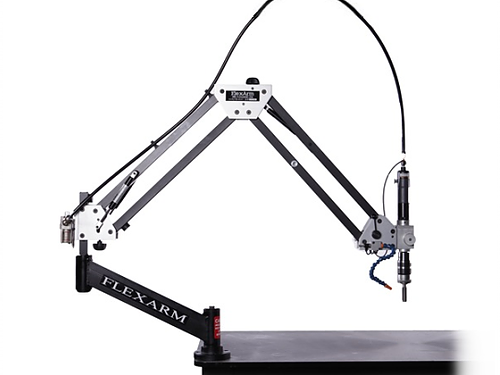 """RNR20 Pneumatic Tapping Arms by FlexArm - #6 to 7/8"""" Capacity"""