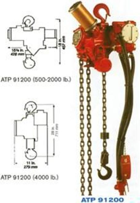ATP 91200-MC Air Hoist (ATP 91200-MC)