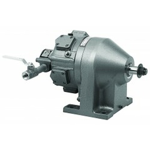 Cleco MA2R353M Radial Piston Air Motor   1.5 hp   120 rpm