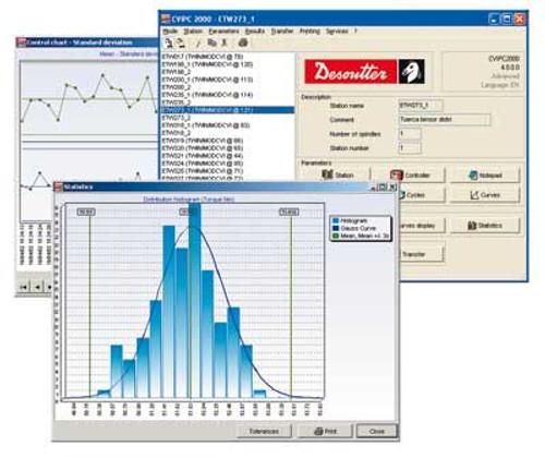 CVI PC2000 advanced 25 install by Desoutter - 6159275380