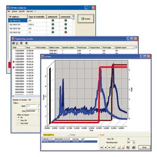 CVI-net 200 controllers by Desoutter - 6159275600
