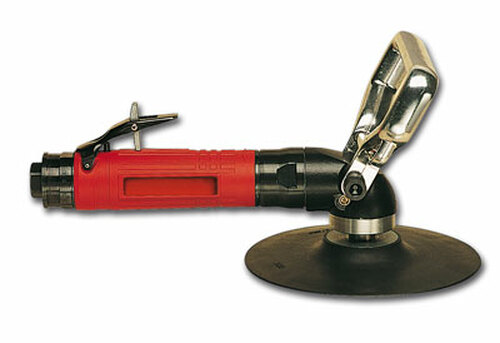 Desoutter KA9030BY Threaded Angle sander low speed - For Abrasive Discs - Brushing