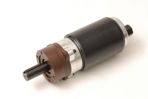 3840Q Multi-Vane Air Motor - In-Line Planetary Gear Series by Ingersoll Rand image at AirToolPro.com