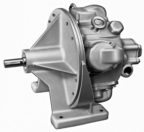 EEM Radial Piston Air Motor by Ingersoll Rand