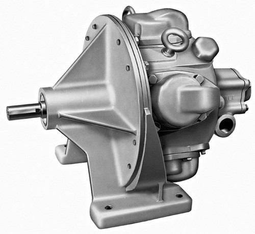 EE5M Radial Piston Air Motor by Ingersoll Rand