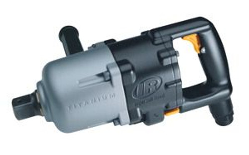 """Ingersoll Rand 3942A1Ti Titanium Super Duty Impact Wrench - 1"""" - Outside Trigger D-Handle - 3253 ft. lbs. image at AirToolPro.com"""