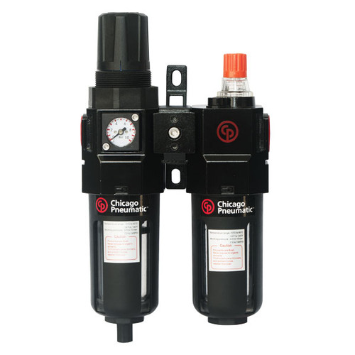 """3/8"""" Composite FRL by CP Chicago Pneumatic - 8940171928 available now at AirToolPro.com"""