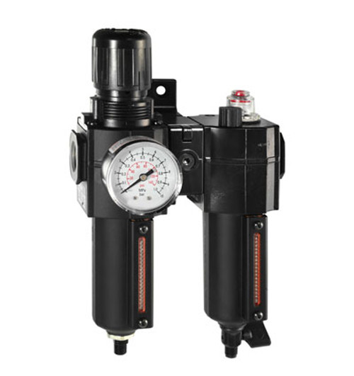 """1/2"""" Metallic FRL by CP Chicago Pneumatic - 8940168480 available now at AirToolPro.com"""