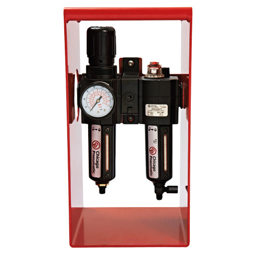 """FRL STAND FOR 1/2"""" METALLIC by CP Chicago Pneumatic - 6158120450 available now at AirToolPro.com"""