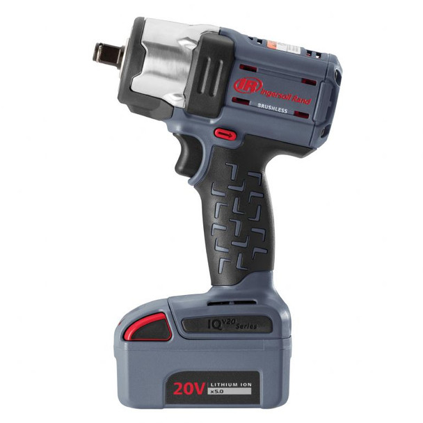 """Ingersoll Rand W5152 1/2"""" Brushless Cordless IQv Impact Wrench   365 ft.lbs. (W5152)"""