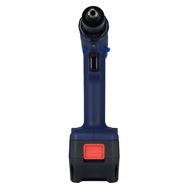 Delta Regis ESB6-X12 Cordless Electric Screwdriver | External Torque Adjustment | 53-106 in.lbs. | 570-880 rpm