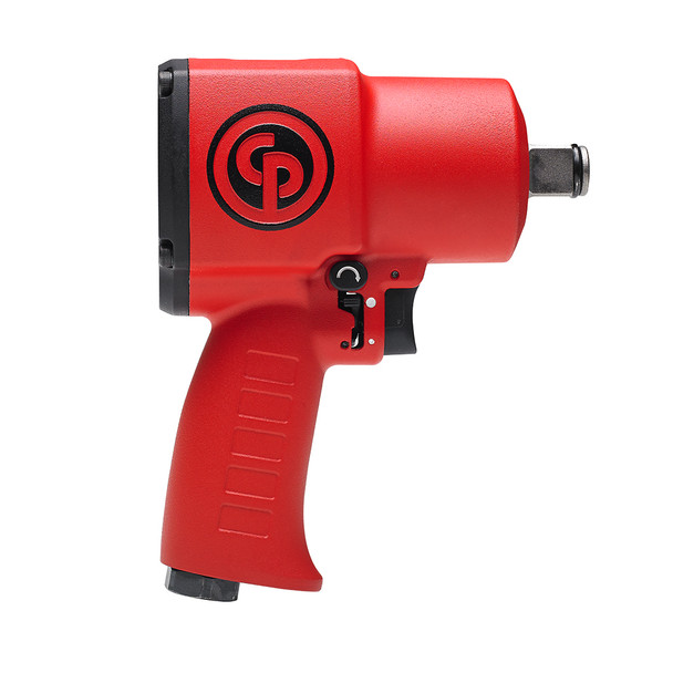 """CP7762 STUBBY 3/4"""" Impact Wrench by Chicago Pneumatic 