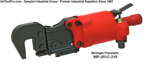 Michigan Pneumatic Tool MP-351CT-281 Tandem Cylinder Compression Rivet Squeezer