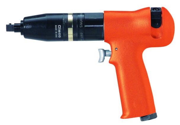 Cleco 88RSAPT-5CQ Air Screwdriver | 15-160 in.lbs. | 400rpm | Reversible | Push and Trigger Start | Pistol Grip