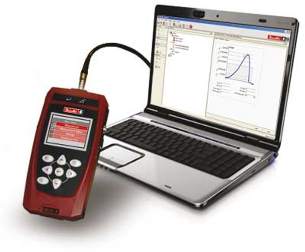 Desoutter DELTA 6D Torque and Angle Measuring Unit