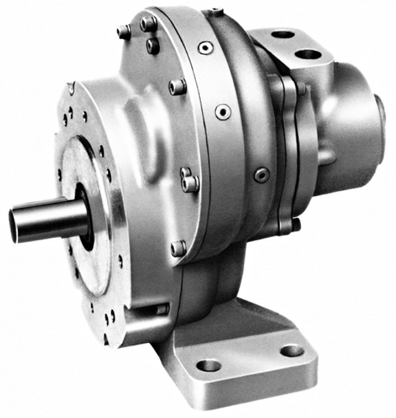 17RA014 Multi-Vane Air Motor - Spur Gear Series by Ingersoll Rand image at AirToolPro.com