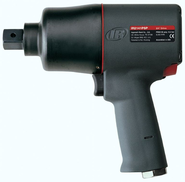 """Ingersoll Rand 2171P Industrial Duty Impact Wrench - 1""""  - Pistol Grip - 1250 ft. lbs. image at AirToolPro.com"""