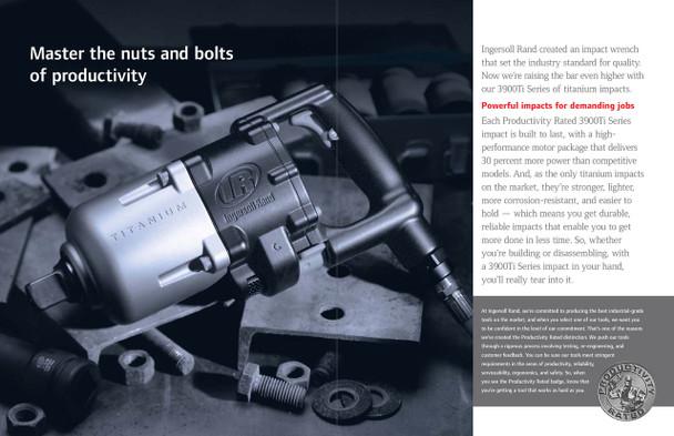 Ingersoll Rand 3900Ti Series Impacts