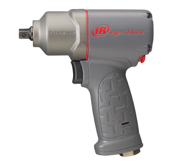 """Ingersoll Rand 2115PTiMAX Titanium Industrial Duty Impact Wrench - 3/8""""  - 300 ft. lbs. image at AirToolPro.com"""