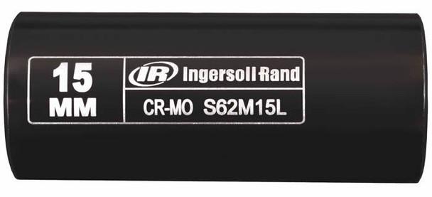 "Ingersoll Rand S62M4L SOCKET, DEEP, 1/4"" DRIVE, 4 MM image at AirToolPro.com"