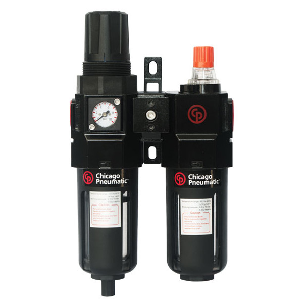 "3/8"" Composite FRL by CP Chicago Pneumatic - 8940171945 available now at AirToolPro.com"