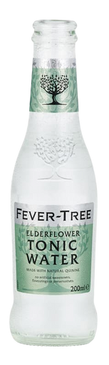 Elderflower tonic