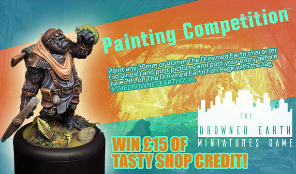 First Painting Competition Results